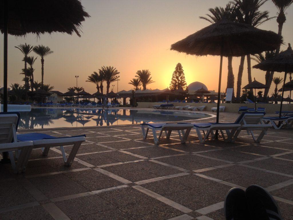 Anlage Tunesien